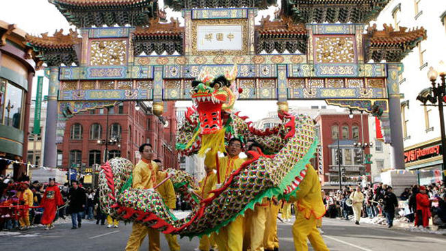 Chinese New Year parade held in New York - Xinhua ...