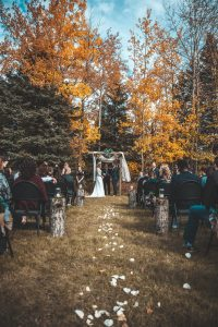 Woodland Theme - Wedding Trend and Theme of 2018